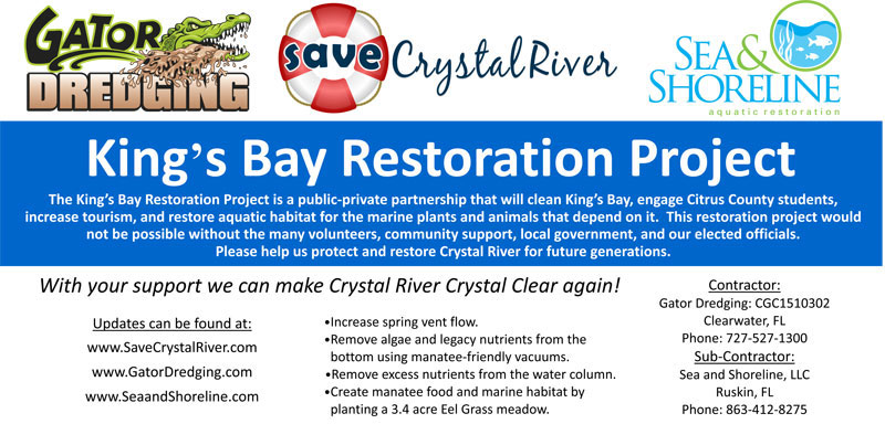 Save Crystal River